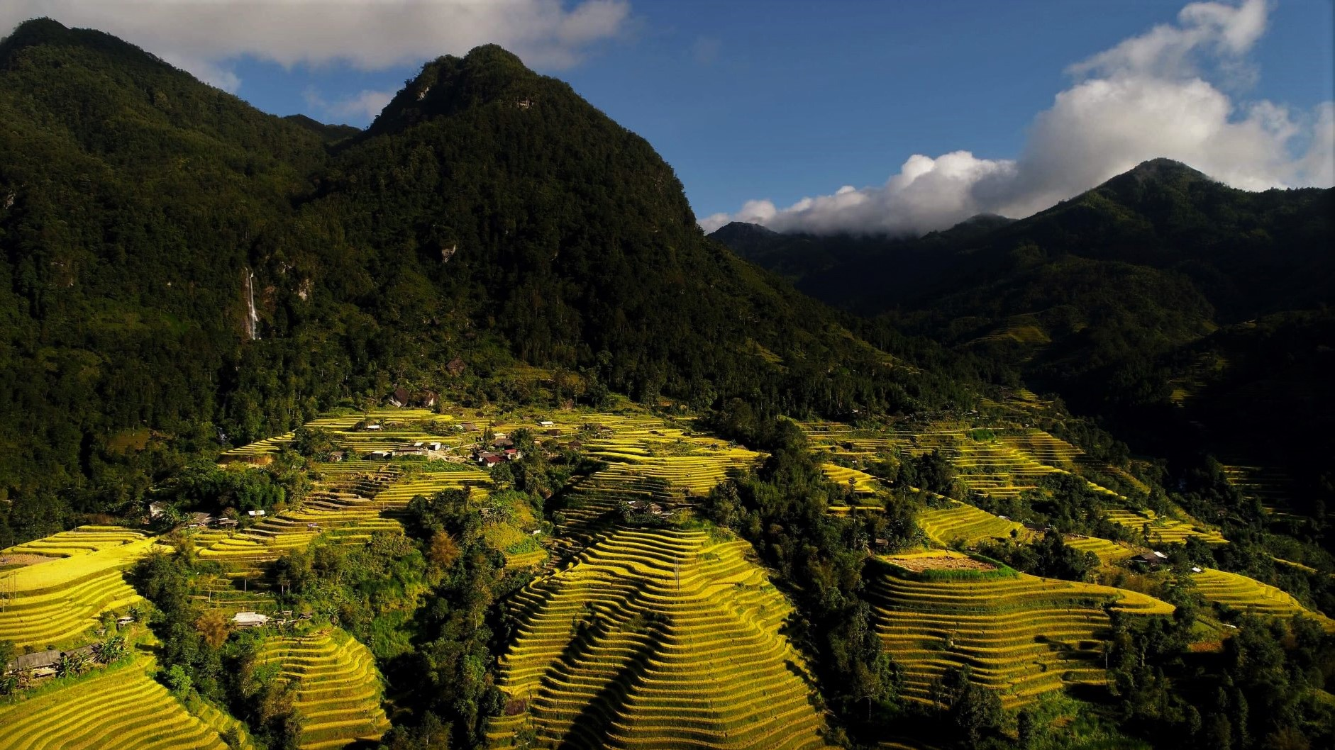 Hoang Su Phi - Spectacular Terraced fields in the North
