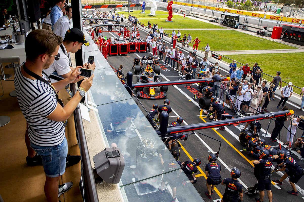 F1 Experience Fan Package Premier