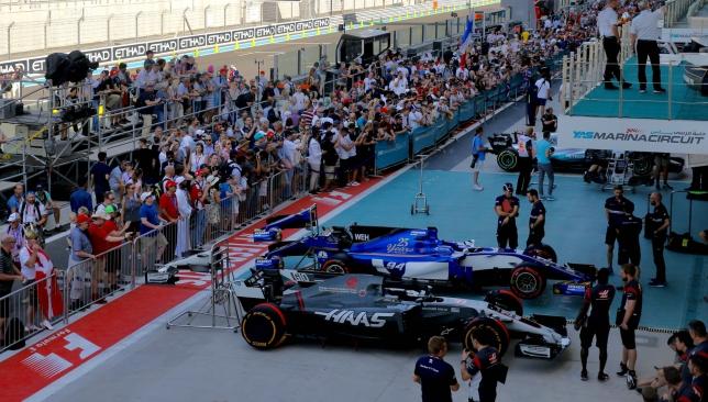 F1 Experiences Fan Package Starter