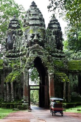 MYSTICAL TEMPLES THE ANGKOR