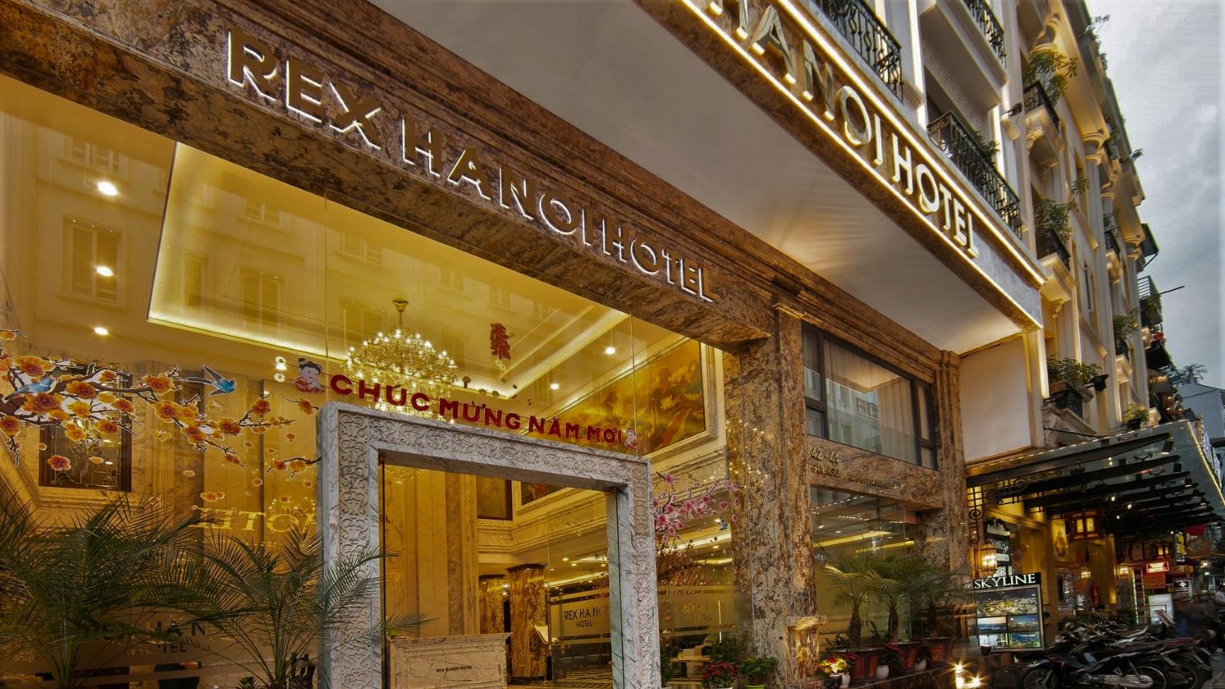 The Rex Hanoi Hotel