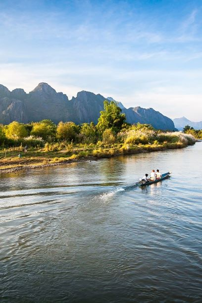 LAOS FOR NATURE LOVERS
