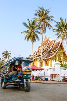 LUANG PRABANG AND KAMU LODGE EXPERIENCE